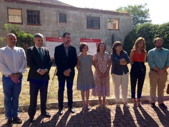 La Comunidad recupera un edificio del casco histórico de Alcalá