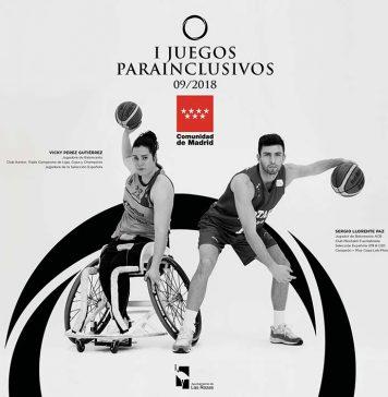 A menos de 50 días para que se dé el pistoletazo de salida a la celebración de los I Juegos Parainclusivos de la Comunidad de Madrid