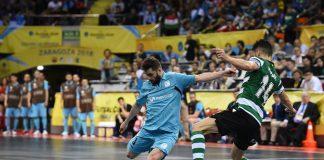 Movistar Inter FS se jugará el pase a la Ronda Élite de la Champions League del 3 al 6 de octubre
