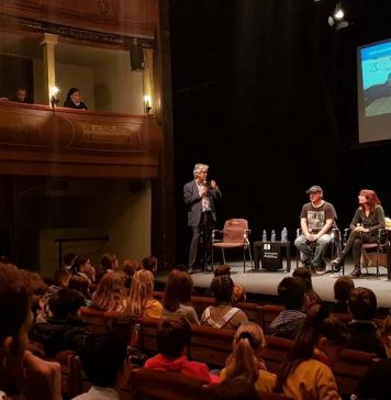 el-corral-de-comedias-acoge-un-encuentro-literario-con-escritores-premiados-con-el-cervantes-chico