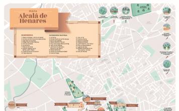 nuevo-plano-guia-del-patrimonio-natural-de-alcala-de-henares